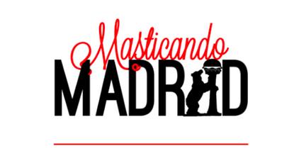 masticandomadrid logo