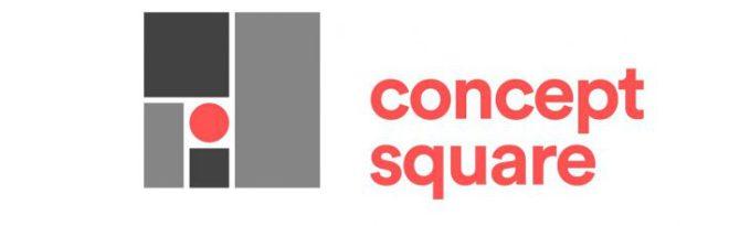 concept square logo