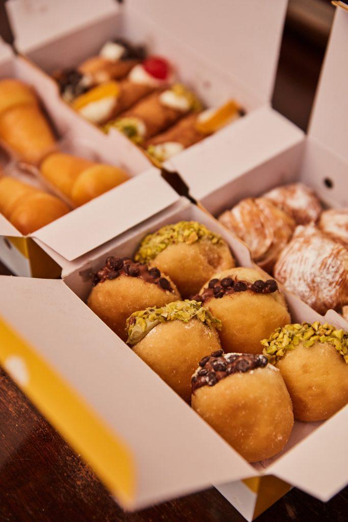 caja pasteleria italiana